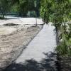 Годовой план по ремонту тротуаров и проездов в Омске завершен досрочно