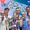 Омичка в третий раз стала чемпионкой мира по спортивной акробатике