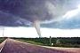 Омску объявили штормовое предупреждение