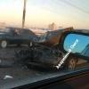 На омском мосту 60 лет ВЛКСМ в ДТП пострадали три человека