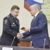 Омской полиции представили нового руководителя - Леонида Коломийца