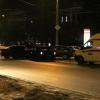 В Омске в остановившиеся из-за ДТП машины врезался еще один автомобиль