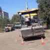 В Омске проводится гарантийный ремонт автодорог