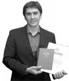Тренер «Авангарда» защитил диплом «по велосипедам»