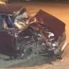 В Омске на улице Карбышева «семерка» врезалась в мотоцикл