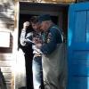 Жители села Затон Омской области не хотят уезжать из подтопленных домов