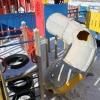 В Омске подаренная Водяновой площадка превращается в корабль-призрак