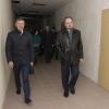 Начальник Главгосэкспертизы посмотрел на завершающую стадию строительства корпуса ОмГУ