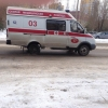 Омские спасатели успели вытащить жильцов из горящей квартиры