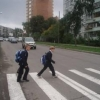В Омске приводят в порядок пешеходные переходы
