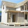 Особенности конструкции каркасных домов