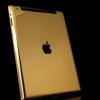 Корпорация Apple через неделю презентует золотой iPad
