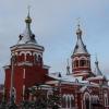 В Омске едва не затопило церковь