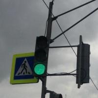 На двух омских перекрестках увеличили время проезда