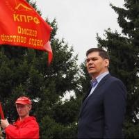 Дмитрий Горбунов возглавил фракцию КПРФ в Горсовете Омска