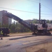 Раньше срока в Омске завершили ремонт дороги по проспекту Мира
