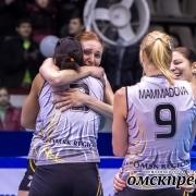 """Волейбольная """"Омичка"""" выйдет без лидера на матч с лучшей командой Европы"""