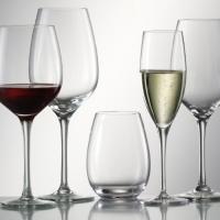 Хрустальные бокалы для вина в интернет магазине www.Xrustalik.ru!
