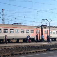В Омской области возобновилась электричка до Казахстана