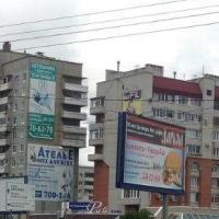 В Центре Омска демонтировали еще 30 незаконно установленных рекламных объектов