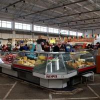 Большой объем ремонтных работ ожидает Центральный рынок Омска