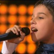 """Омич Родион Трусов спел душевную песню на втором этапе """"Голоса"""""""