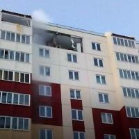 В Омске разобрали стены квартиры, пострадавшей от взрыва