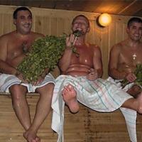 Отдых для настоящих мужчин