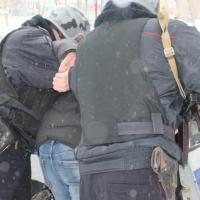 В Омске задержали мужчину, угрожавшего расправой женщине
