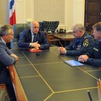Омская область рассчитывает на федеральную помощь в устранении последствий паводка