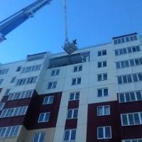 Жильцы трех подъездов взорвавшегося в Омске дома вернутся в квартиры