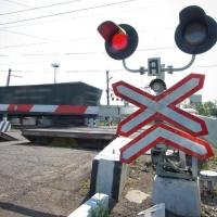 Омский НПЗ отремонтировал ж/д переезд в Нефтяниках