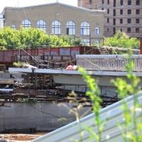 До завершения капремонта Юбилейного моста в Омске осталось 10%