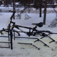 Велосипедиста подозревают в кражах с омских дач