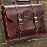 Как выбрать кожаный мужской портфель?