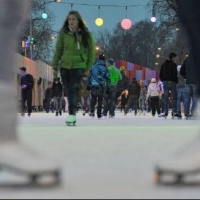7 января омские катки в честь Рождества на час станут бесплатными