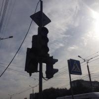 На перекрестке Красного Пути и 1-й Затонской внесут изменения в движении транспорта