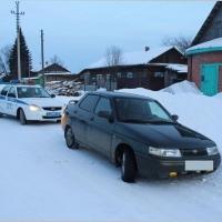 Водитель в Омской области повторно попался пьяным за рулем