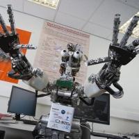 Омские школьники собрали роботов своими руками