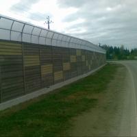 Установить шумозащитные экраны в Омске за 4,1 млн рублей никто не захотел