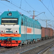 Омские железнодорожники потратили 8 миллиардов на локомотивы