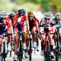 В Омске олимпийский чемпион Сергей Шелпаков раздал награды велосипедистам