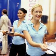 Работа промоутером - хороший старт для молодых