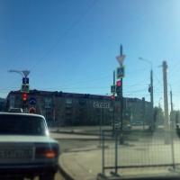 По улице Ленина в Омске наконец пустили транспорт