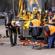 На омские дороги потратят почти 5 миллиардов рублей