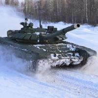 Омские танкисты будут обучаться на модернизированных танках Т-72Б3