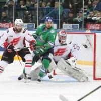 «Салават Юлаев» одержал победу над «Авангардом» третий раз в серии плей-офф-2016