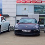 В Омске появится дилерский центр Porsche