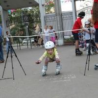 «Роллер-Омск» на один день превратил парк в остров сокровищ