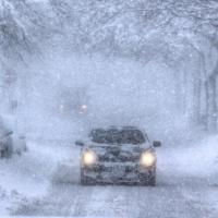 В понедельник Омск окажется во власти снежной бури